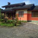 sewa villa kota bunga puncak cipanas villa denver