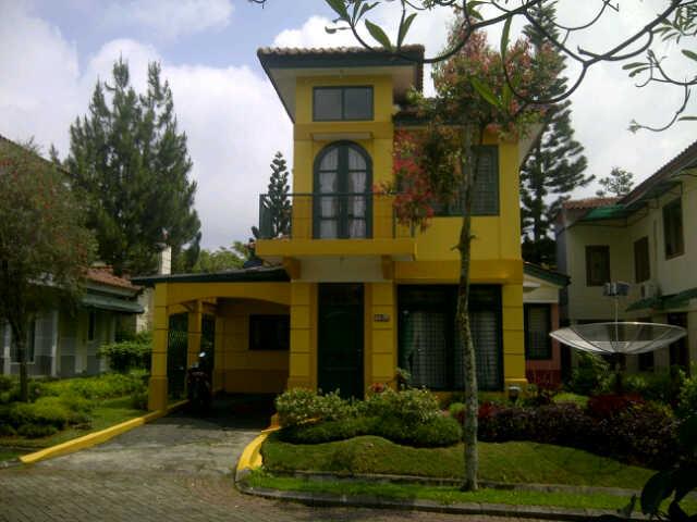 Sewa villa seruni kota bunga puncak 3