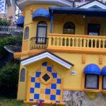 sewa villa kota bunga puncak murah type condo