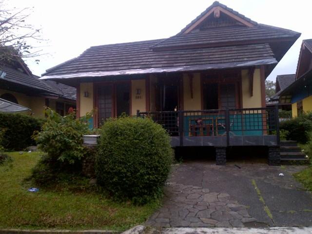 Sewa villa kota bunga type osaka jepang 4 kamar