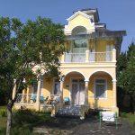 villa puncak 4 kamar kota bunga type praha