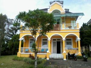 Sewa villa kota bunga type praha 4 kamar