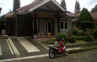 Sewa villa kota bunga cianjur type alamanda 3 kamar