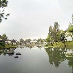 danau kota air kota bunga