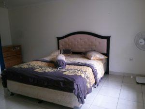 Sewa villa murah di puncak kota bunga, 3 kamar type valencia