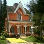 sewa villa kota bunga 2 kamar type nottinghama