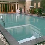 sewa villa kota bunga kolam renang pribadi REVIKA