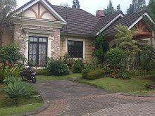 Sewa villa kota bunga puncak type litle indian 3 kamar