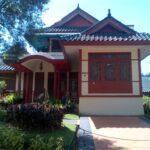 villa kota bunga puncak type oriental