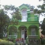 043 Sewa villa kota bunga puncak 2 kamar type praha