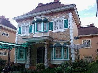 Sewa villa kota bunga puncak 3 kamar type canes