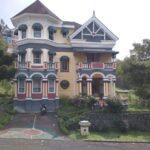 Villa di puncak kota bunga 5 kamar type quen viktoria