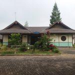 Villa di puncak kota bunga nuansa osaka jepang 3 kamar