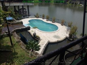 5B 6 Sewa villa di puncak ada kolam renang 2017 & Billiard kapasitas 20-50 Orang 10