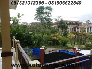 Villa SMK 6 kamar, villa di puncak dengan private pool