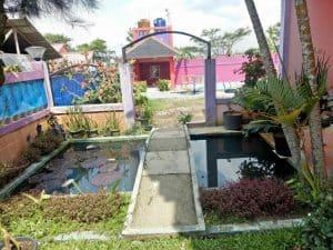 Villa Galih 8 kamar - sewa villa murah di puncak ada kolam renang 20-60 orang